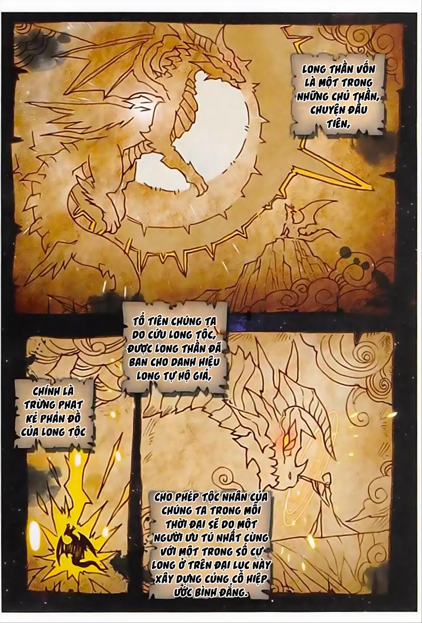 Băng Hỏa Ma Trù chap 61 - Trang 6