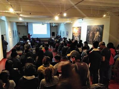"""Conferencia: """"CUANDO LA ICONOGRAFÍA NO LO ES TODO. EL MÉTODO FORMALISTA EN EL ESTUDIO DE LA HISTORIA DEL ARTE"""", a cargo de la historiadora del arte, Dra. Alba Choque Porras, directora general de QELQAY."""