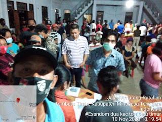 PT POS Ciptakan Kerumunan,Penyaluran BST Molor Dari Jadwal Yang Dikeluarkan