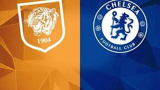 Челси - Халл Сити смотреть онлайн бесплатно 25 января 2020 прямая трансляция в 20:30 МСК.
