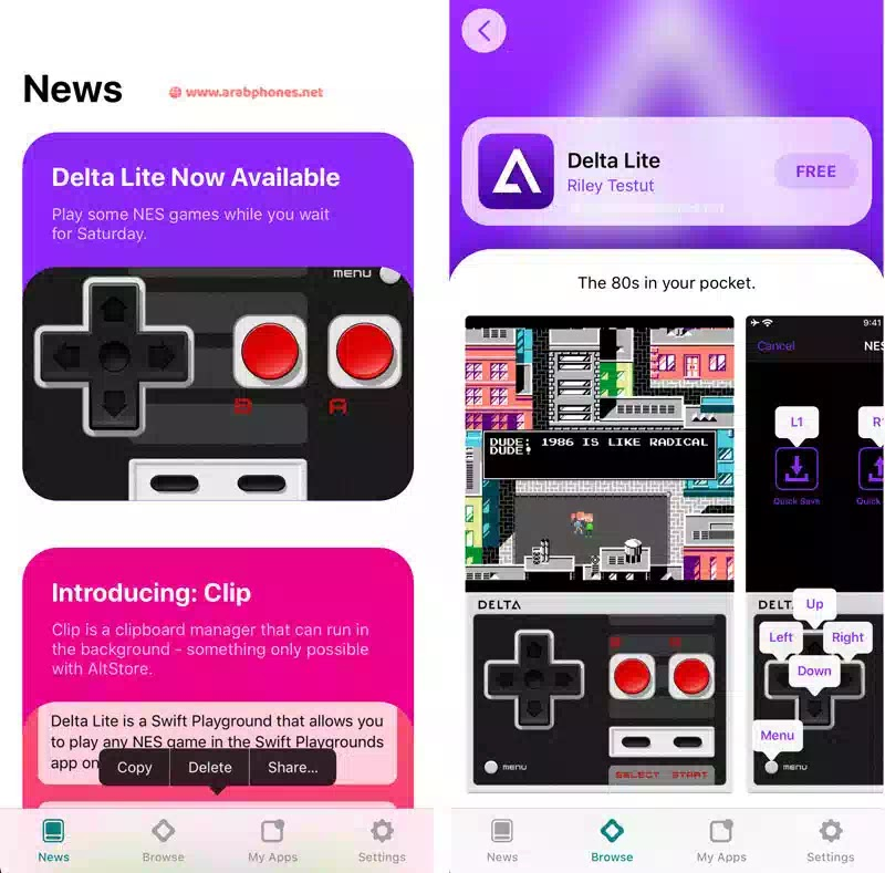 تحميل متجر AltStore للأيفون والآيباد مجانا - أفضل بديل لل App Store