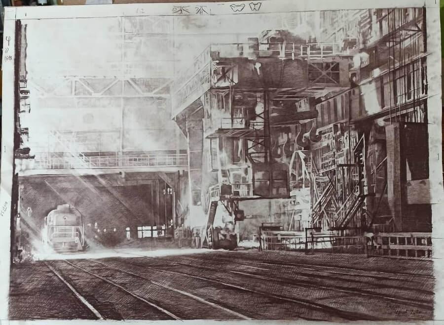 10-Train-Station-Drawings-Denis-Chernov-www-designstack-co