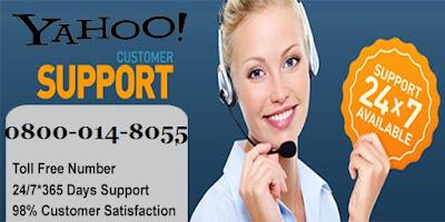 yahoo tech support uk