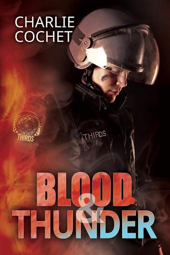 Blood & thunder   THIRDS #2   Charlie Cochet