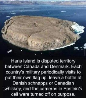 Hidden History #4 | HANS ISLAND