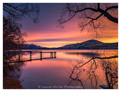 Queenstown, Sunset, Jetty, Lake Hayes, Queenstown, Instameet, Olympus, Winter Festival