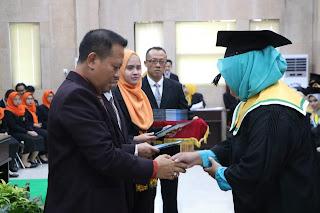 286 Guru Profesional Lulusan FKIP Unej Dikukuhkan