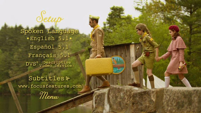 Moonrise Kingdom DVDR NTSC Español Latino Menú 2012