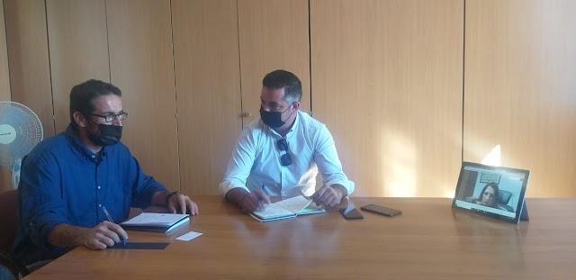 Cabildo Fuerteventura  y Gobierno de Canarias coordinan actuaciones de apoyo al sector ganadero de la Isla