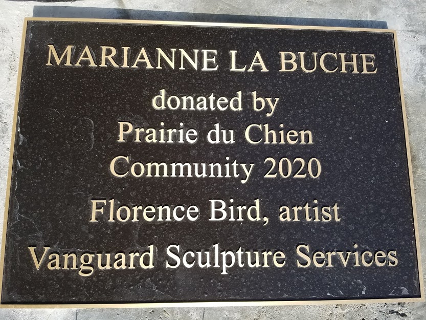 Marianne LaBuche Dedication