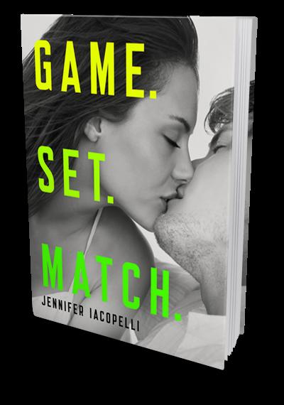 Review: Game. Set. Match. by Jennifer Iacopelli