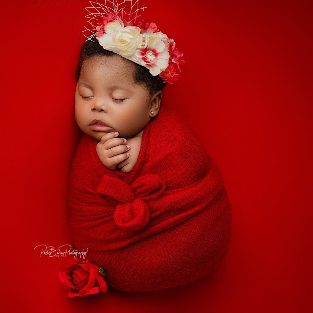 I was rejected by Two Hospitals- Basketmouth wife, Elsie reveals how God kept her baby alive during labor