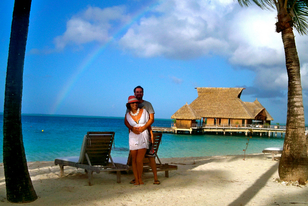 Fun-Honeymoon-Ideas-hilton-in-bora-bora