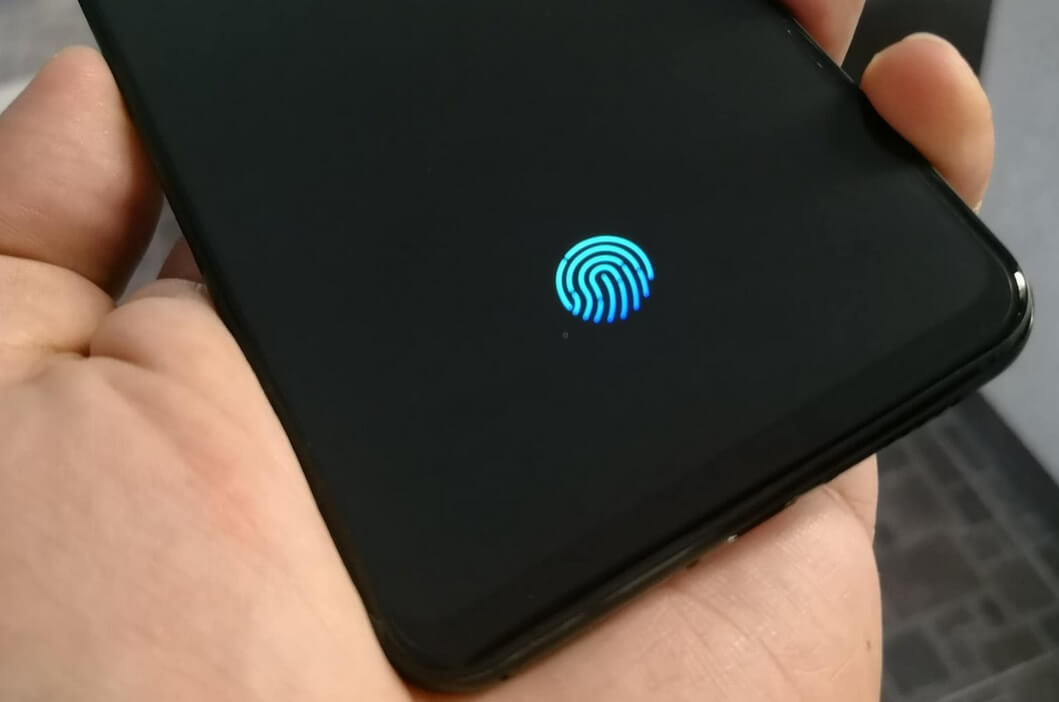 Vivo X21 In-Display Fingerprint Reader