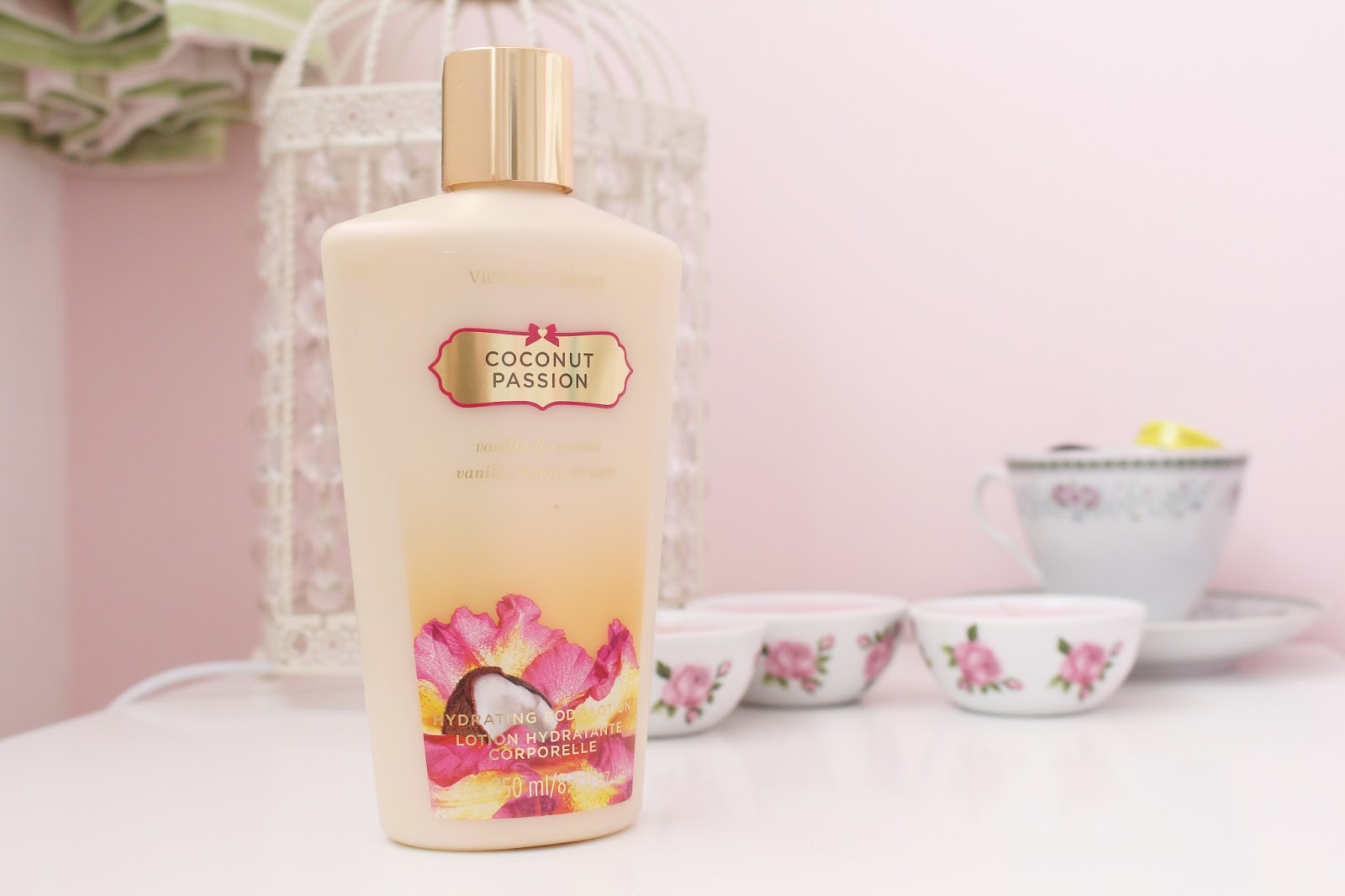 Victoria's Secret Coconut Passion Body Lotion