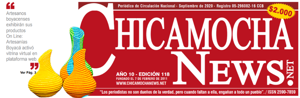 Periódico Chicamocha News Versión Digital