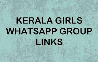 Kerala Girls WhatsApp Group Links