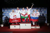 srebrny medal ZKS Gwardia na Mistrzostwach Europy