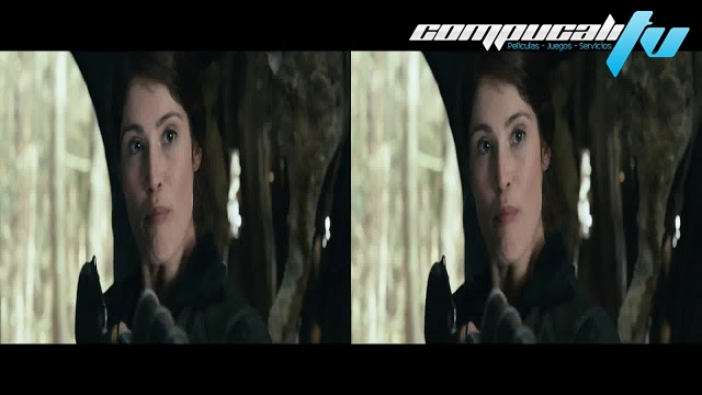 Hansel and Gretel: Witch Hunters 3D SBS Latino Dual