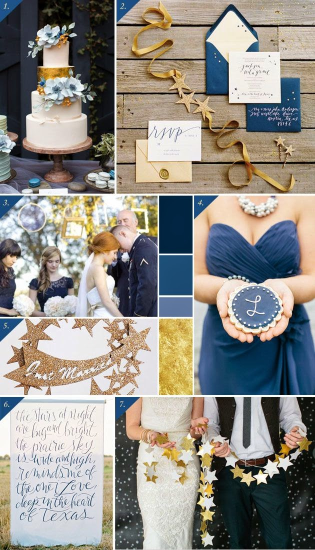 Wedding Stuff Ideas: A Starry Night Theme Wedding