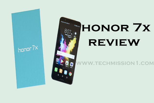 honor 7x review with pros and cons