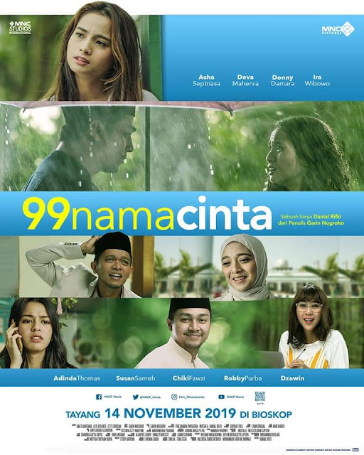 Review Film 99 Nama Cinta