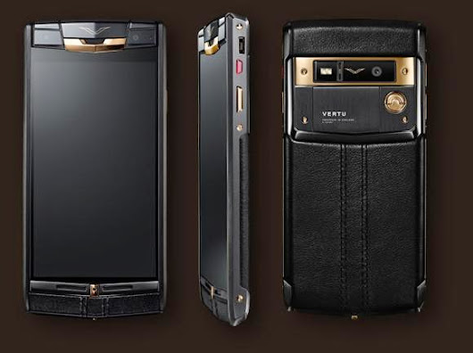 A Luxury Statement Piece for a Smartphone