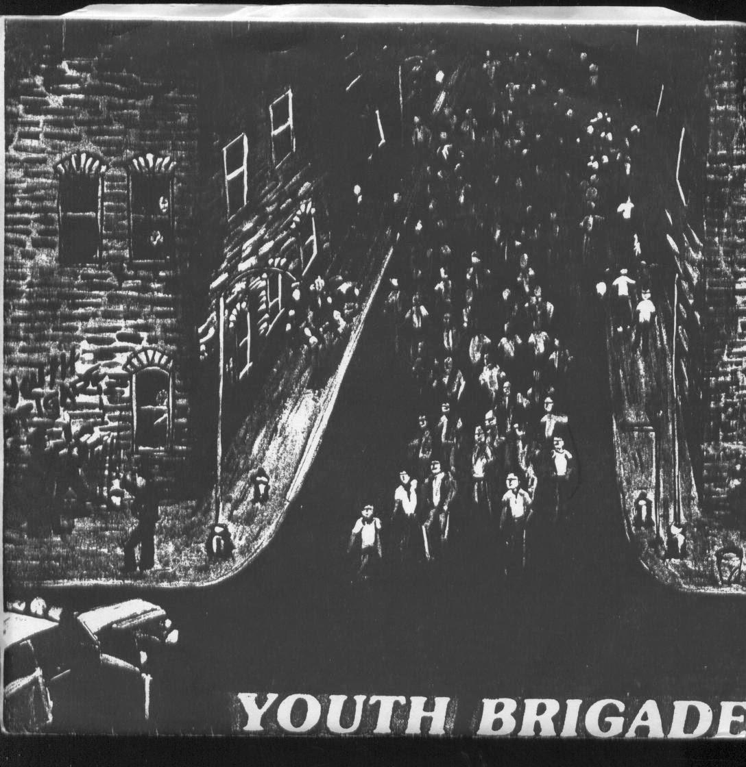 frog2000: 12 SINGLES DE CALIFORNIA PUNK VI (11/12): YOUTH