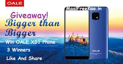 OALE XS1 Smartphone