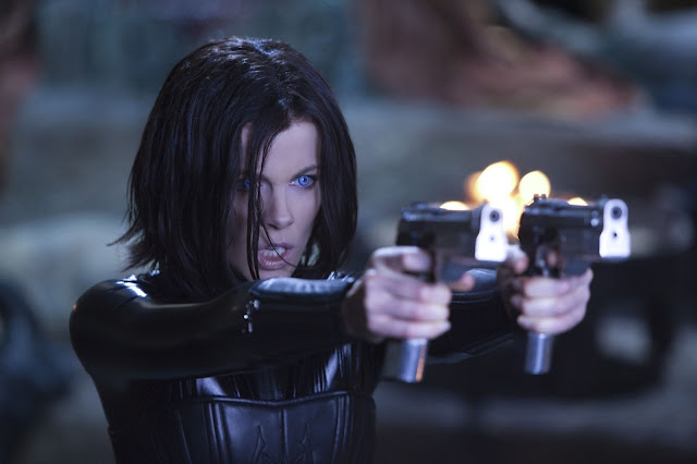 Actress, Model, @ Kate Beckinsale - Underworld: Awakening Promotional Stills