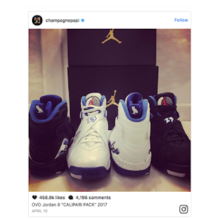 What Is The Calipari Pack? Drake OVO Jordan 8