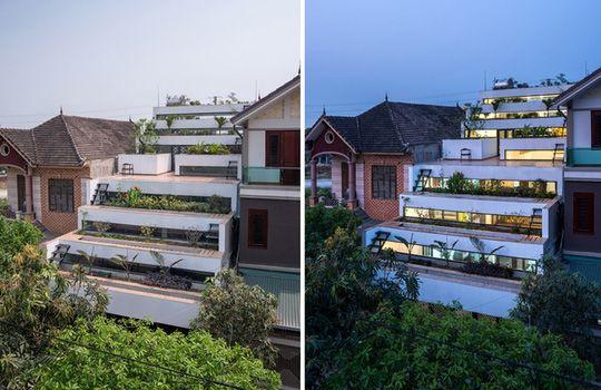 Nhà mái tôn và mái gói đã lỗi thời, đây sẽ là xu hướng mới thịnh hành của tương lai