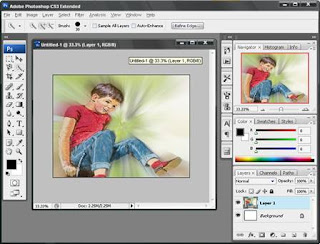 Adobe Photoshop CS3 Full Crack