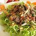 Có phải ăn rau muống chưa chín kỹ sẽ bị xơ gan không ?
