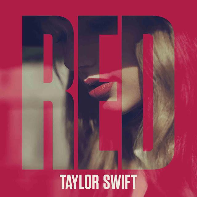 EZCopy Lyrics: TAYLOR SWIFT 'RED ALBUM' TRACKLIST, COVER ...