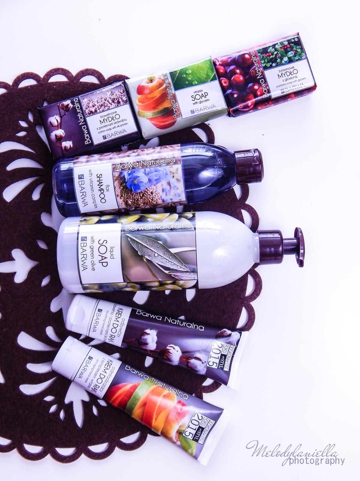 3 barwa naturalna kosmetyki mydła recenzja barwa mydło naturalne szampon naturalny mydło w płynie owoce natura hipoalergiczne kremy do rąk