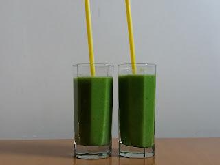 zielony alkaliczny koktajl, super zasadotwórczy koktajl, zielone koktajle, energetyczny koktajl, bomba witaminowa