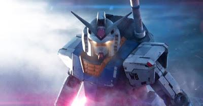Netflix Announces Live-action Mobile Suit Gundam Movie
