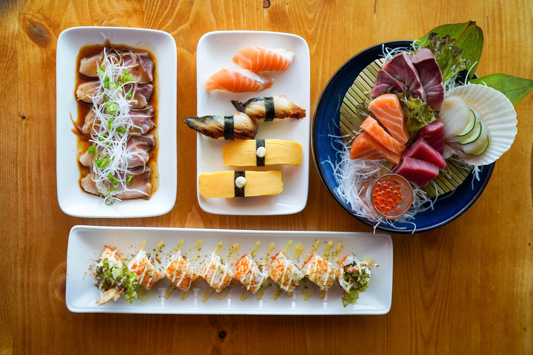 juu nana sakaba: section 17's izakaya welcomes patrons back with a wider menu of sashimi, sushi & more