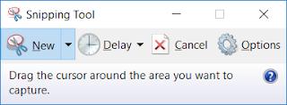 Cara Screenshot di Laptop Windows 8