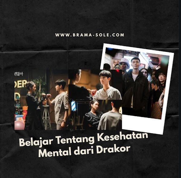 Belajar Tentang Kesehatan Mental Dari Drama Korea