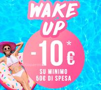 Logo Pittarello Fidelity ''Wake up'': per te un coupon sconto da 10€