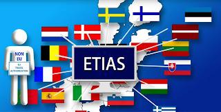 Permisos para viajar a Europa ETIAS. Requisitos para los venezolanos para viajar a Europa. Nuevo permiso para viajar a Europa.