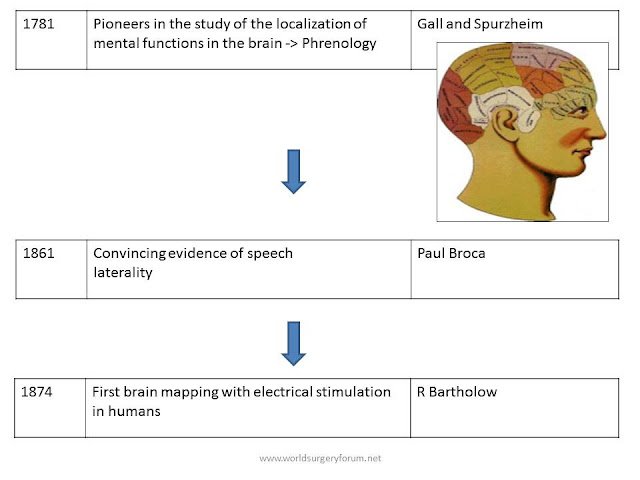 History of Cerebral Localization