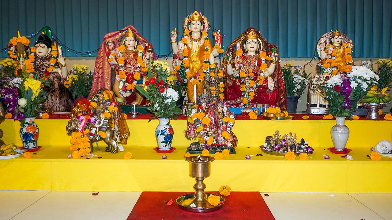 The Great Night of Shiva ‧ Mahashivratri on Phuket 2021