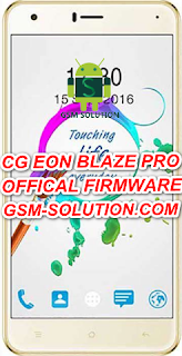 CG Eon Blaze Pro Stock Rom/Firmware/Flash file Download