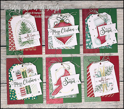 Holiday crafting made easy with these Stampin' Up! kits! Plus, check out these alternate ideas with the kit pieces!