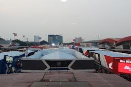 Jakarta Fair Kemayoran 2018 Kebakaran! Ini Dia Fakta Kejadian Sebenarnya
