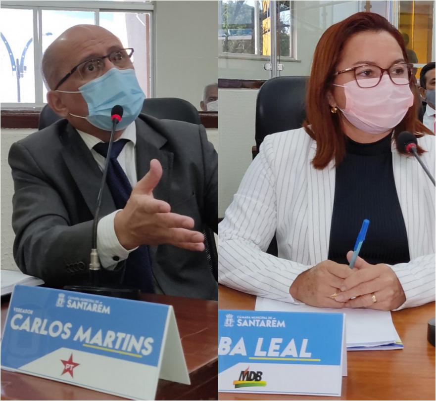 Carlos Martins e Alba lideram em frequência na Câmara de Vereadores de Santarém