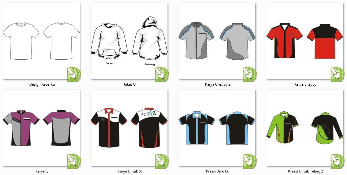 Design+Kemeja+Dan+Kaos+format+CorelDraw+2